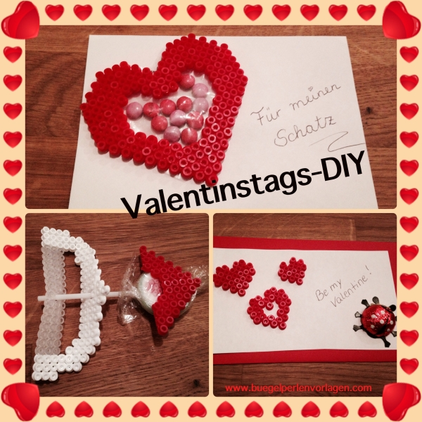 Do It Yourself Valentinstag