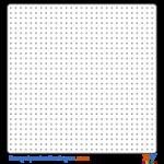 Blankovorlage buegelperlen vorlagen web