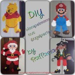 DIY-Hampelmann-collage