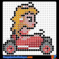 Bugelperlen Vorlagen Von Ninjago Von Lego Zum Herunterladen Und