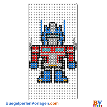 Perler Bead Patterns and Ideas - Free printable patterns to donwnload ...