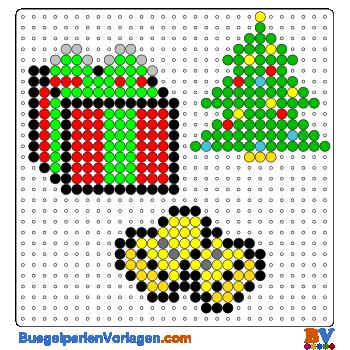B gelperlen vorlagen von weihnachtsdeko zum herunterladen for Weihnachtsdeko bilder gratis