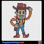 Woody-Toy Story buegelperlen vorlagen web 035c0